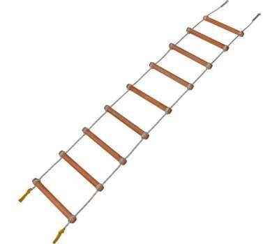 Лестница навесная верёвочная «Спортивная» Крок