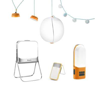 Набор фонарей для кемпинга Nanogrid Biolite<br />